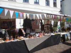 Mooie ontmoetingen in de Laanstraat